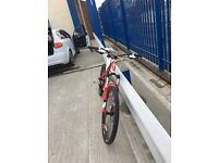 Full suspension specialized camber. Good used condition.