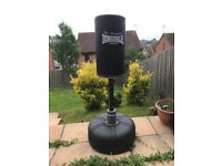 Lonsdale freestanding punch bag