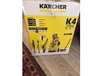 Brand New Karcher K4 Premium Full Control Home + Car Pressure Washer