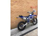 Yz125 road legal!swap or cash