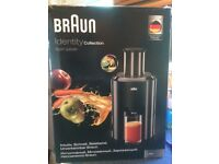 Braun Identity Collection Spin Juicer