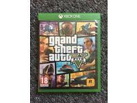 GTA V/5 for Xbox one