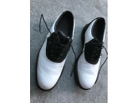 Men's Footjoy TCX golf shoes size 9 (SK6 High Lane, Stockport)