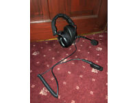 Full headset with Microphone - Motorola
