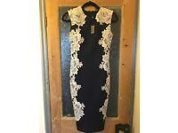 AX Paris dress navy blue size 8