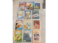 Selection of traditional childrens books