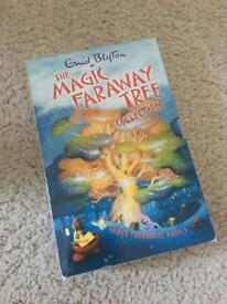Enid Blyton - The magic faraway tree collection
