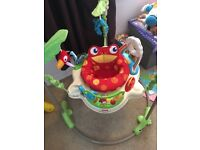 Fisher Price Rainforest Jumperoo Excellent Condition £30
