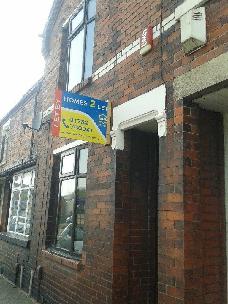 *LET BY* 3 BEDROOM MID-TERRACED-LEEK NEW ROAD-HANLEY-LOW RENT-NO DEPOSIT-DSS ACCEPTED-PETS WELCOME