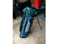 THREE GOLF BAGS FOR PRICE OF ONE !!