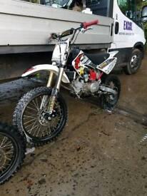 Demon x 160 pit bike motocross