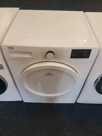 Beko 7kg heat pump condenser dryer with warranty and fast delivery