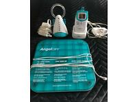 Angel care movement pad and monitor