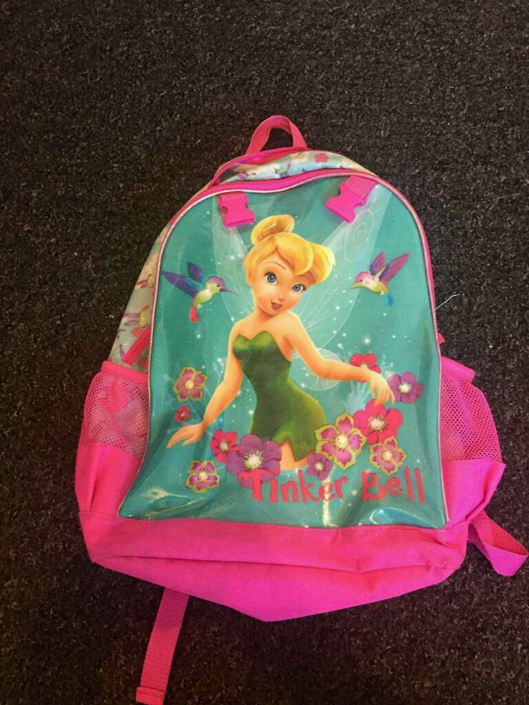 Large disney store back pack