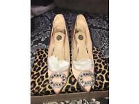 River island heels.