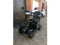 Rascal frontier 8mph mobility scooter excellent condition