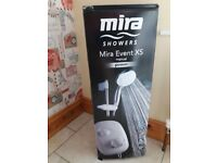 MIRA ELECTRIC SHOWER . WRONG SHOWER PURCHASED BY PLUMBER.