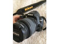 Nikon D3000 10.2 megapixel camera