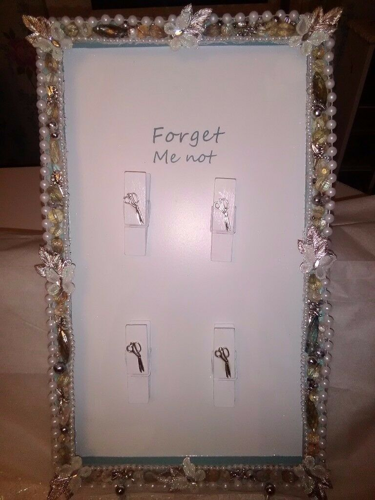 Shabby chic note board