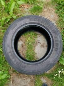 Pirelli Scorpion Zero 285/55/18 x2 tyres
