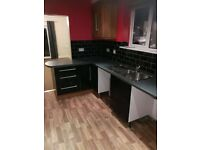 2 bed end of terraced house