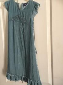 Velvet age 9 to 10 dress