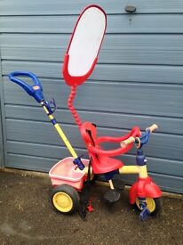 Kids Little Tikes Trike 3 in 1 colourful suit boy or girl