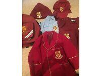 Oakfield Uniform, West Dulwich, from nursery to reception