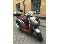 2006 Honda ps 125cc - Scooter - Moped - £849