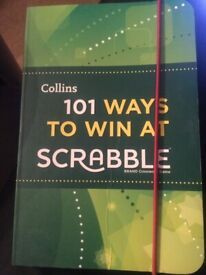 101 ways to win at Scrabble book