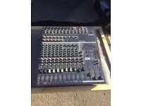 Yamaha Powered Mixer pwo
