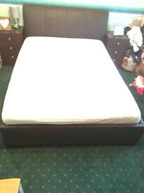Double bed for free ideal for upcycling