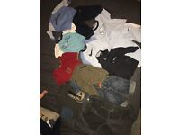 Baby boy clothes job lot 6-9months