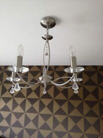 5 lamp light fitting