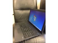 Nice acer with webcam, intel i3, 500GB HDD
