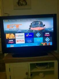 "Technika 42"" Plasma TV"