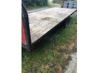 16ft by 7ft trailer