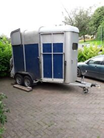 Ifor williams horse trailer SOLD