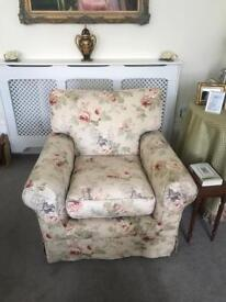 Two John Lewis Padstow Armchairs