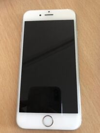 Iphone 6 - silver - perfect condition