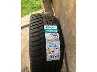 4 Jinyu 225/45R17 multi season tyres