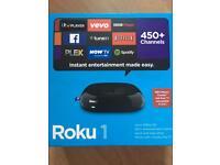 Roku One Smart TV box