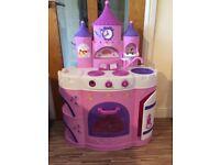 Disney princess play kitchen