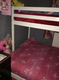Triple sleeper bed 80