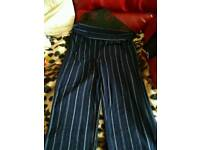 2 pairs of Maternity trousers