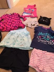 Girls Clothing Bundle 3-4years