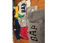 12-18 months GAP items