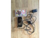 Sony PSP 1003 including leads and one game