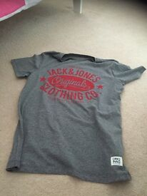 Men's Jack and Jones T-Shirt, Size Small