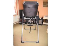 Practically Brand New Inversion Table - Lower Back Pain Relief